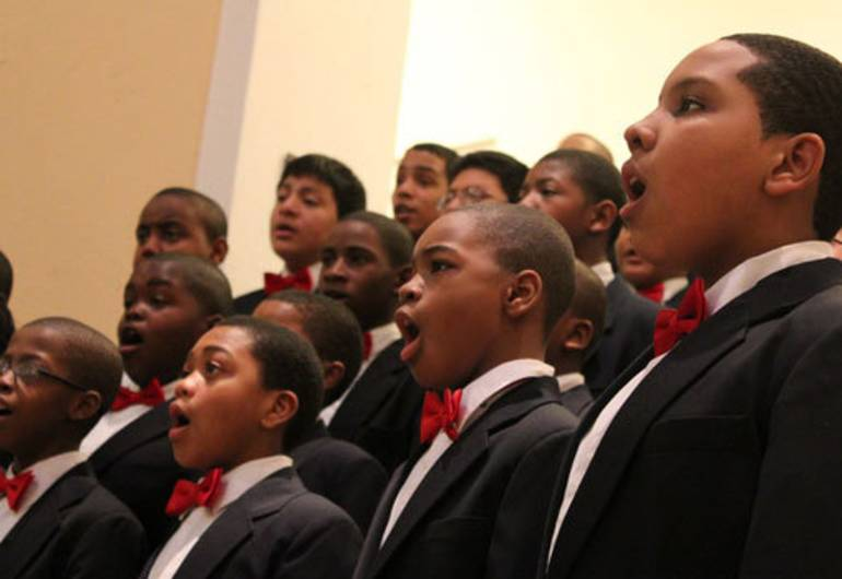 Newark Boys Chorus School