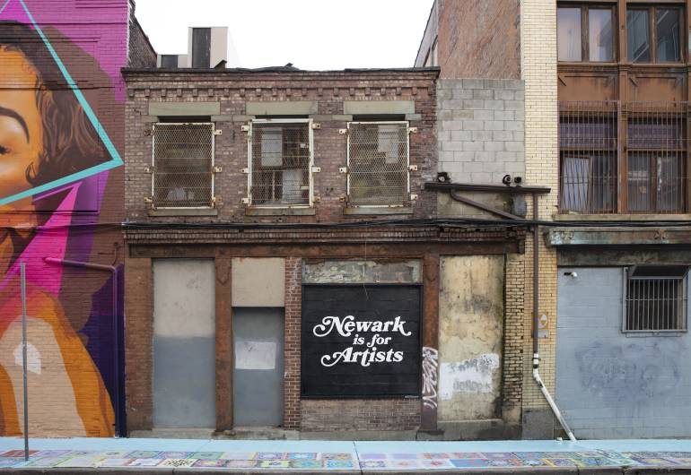 Four Corners Public Art - Gabe Riberio