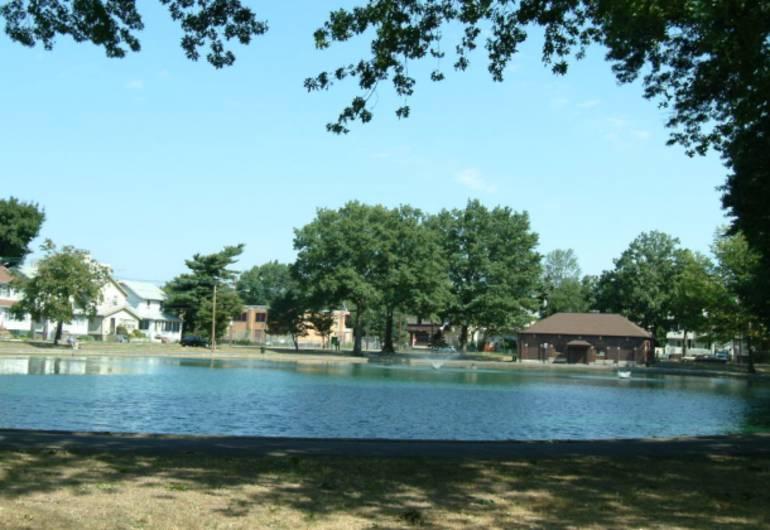 Irvington Park