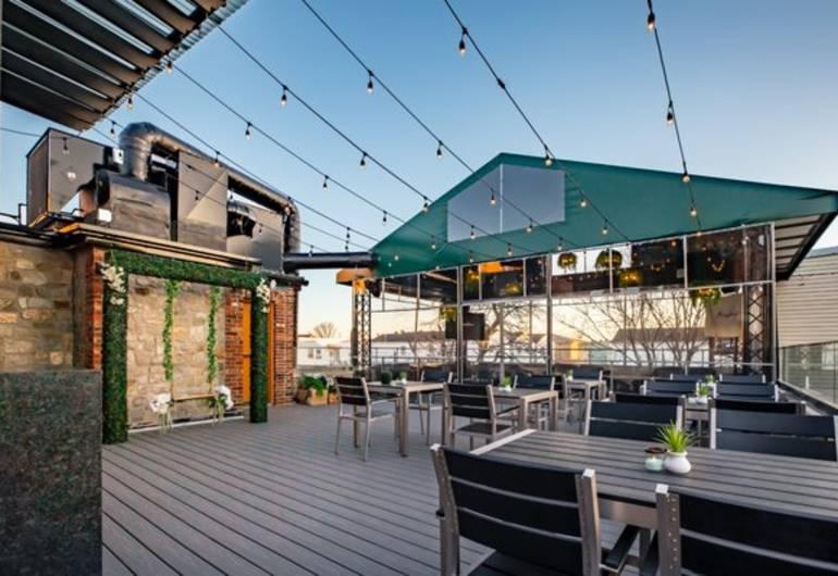 Rooftop Little Tijuana