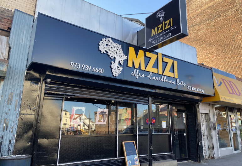 Mzizi Afro-Caribbean Eats