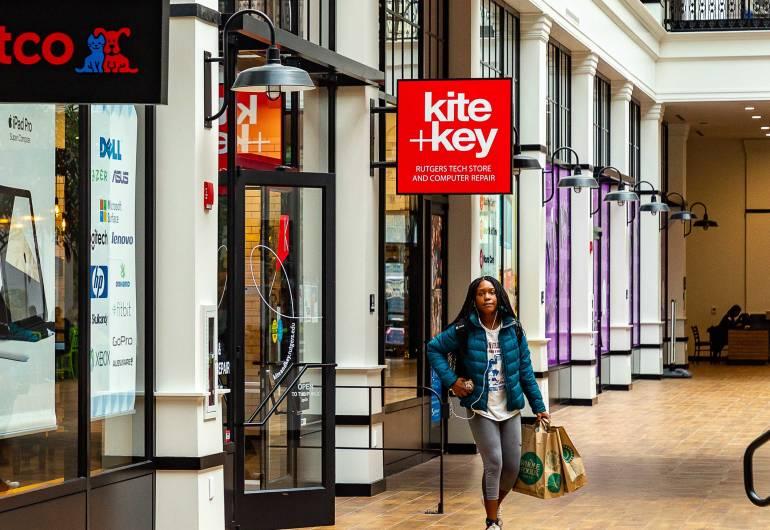 Kite+Key Entrance