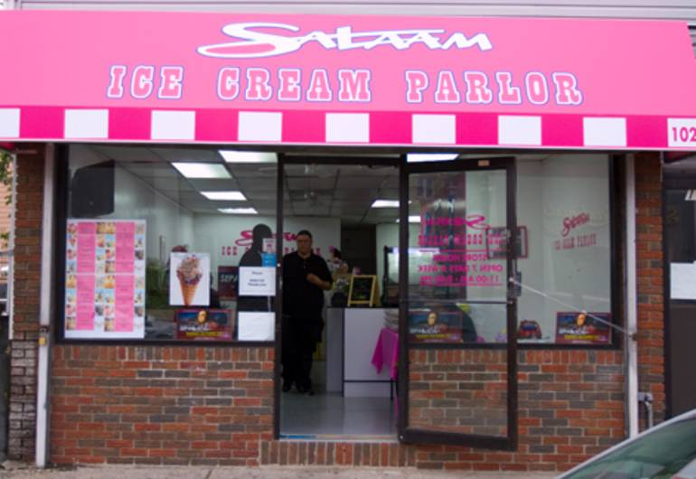 Salaam Ice Cream Parlor