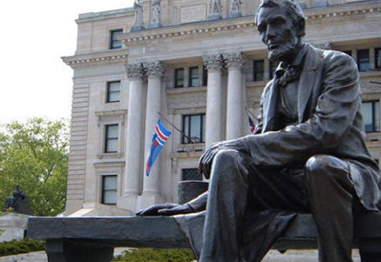 Essex County Courthouse/Abraham Lincoln