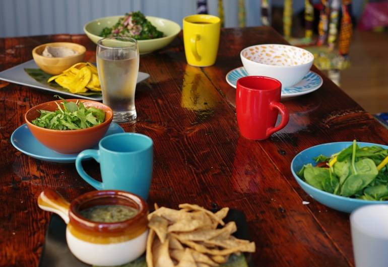 Freetown Cafe