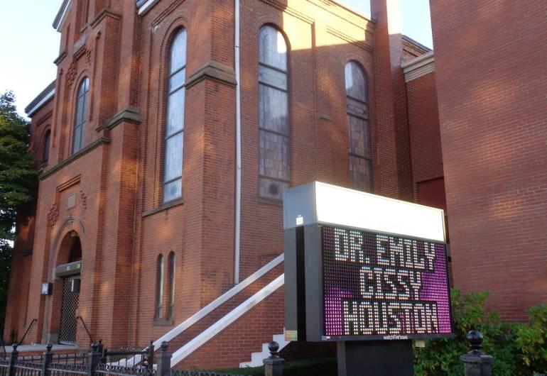 The New Hope Baptist Church