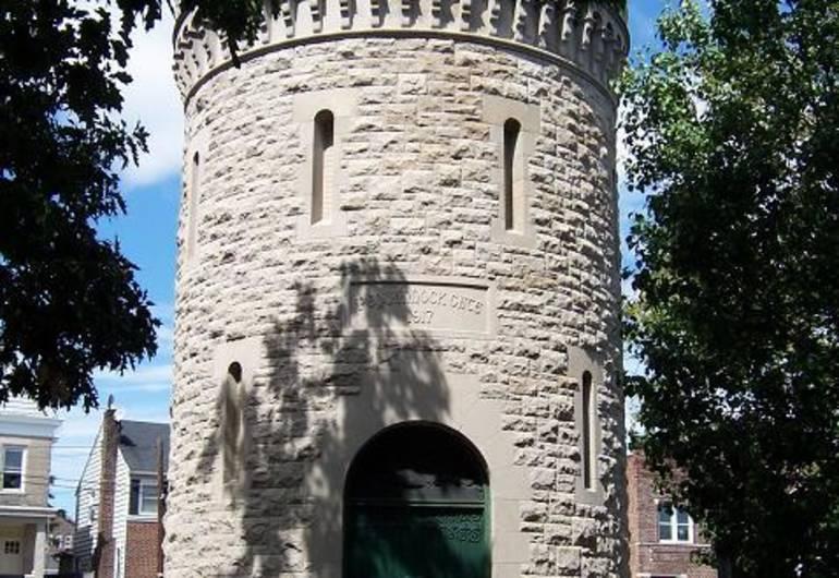North Newark's Castle