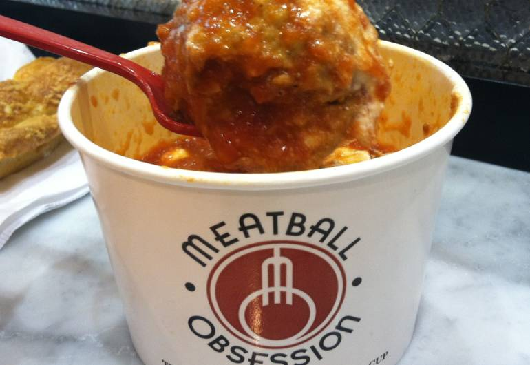 Meatball Obsession