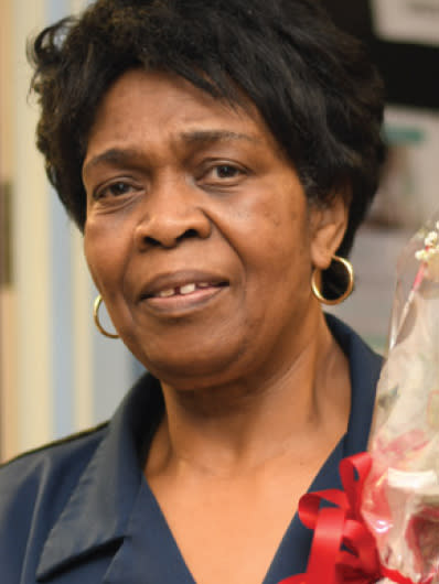 Dorothy Armour ROSE Winner