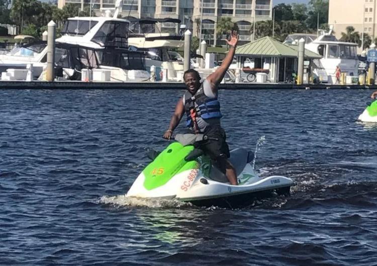 Action Water Sportz Jet Ski