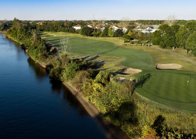 The Norman Course - Hole #14