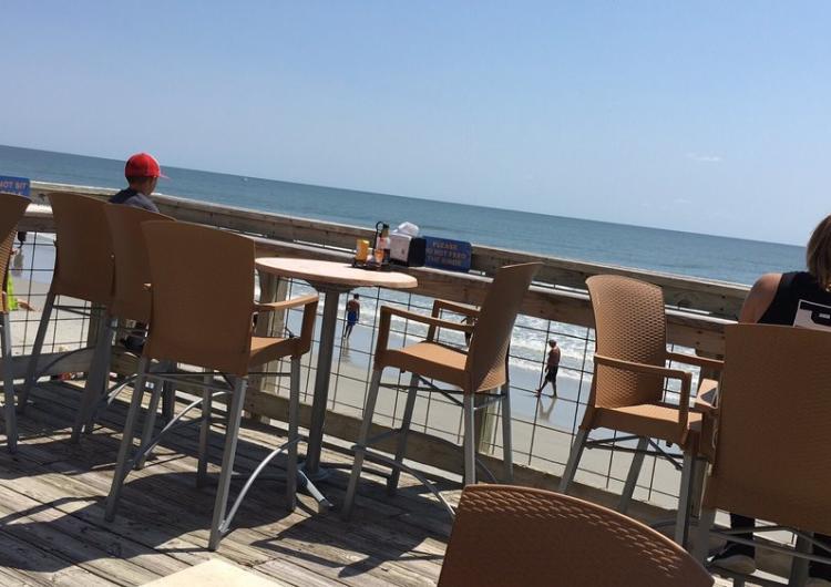 Boardwalk Beach Cafe