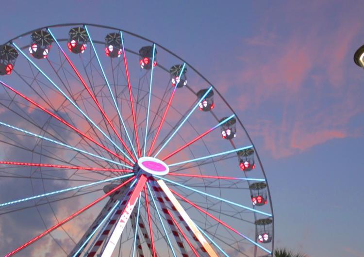 Broadway Ferris Wheel