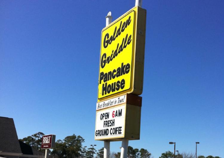 Golden Griddle Pancake House 1