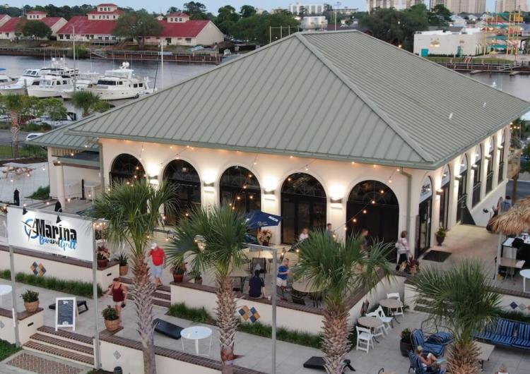 Marina Bar