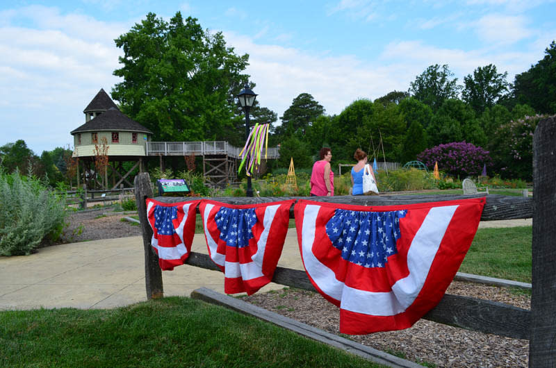 Lewis Ginter Free Fourth of July
