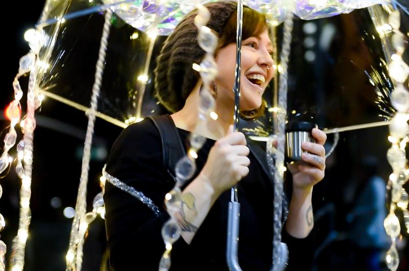 Napa Lighted Art Festival - Lantern Parade