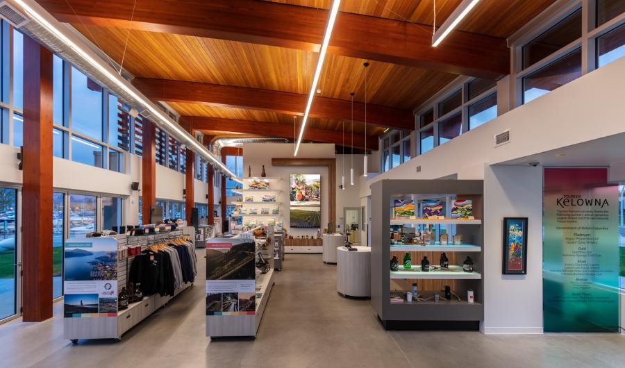 Interior Visitor Centre