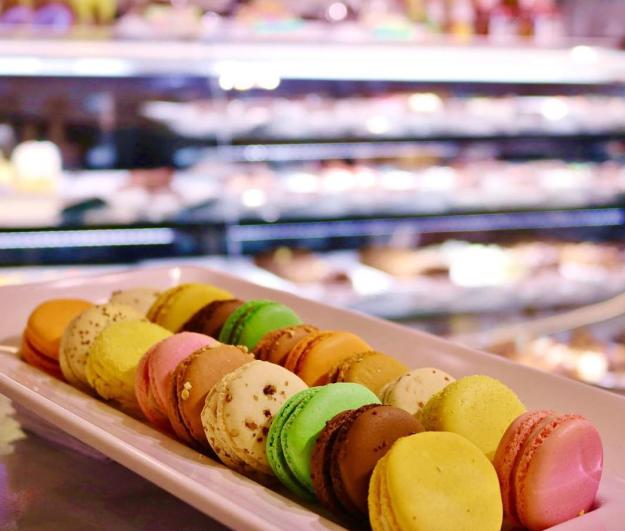 Macaroons at the Chocolate Box | Lake Charles