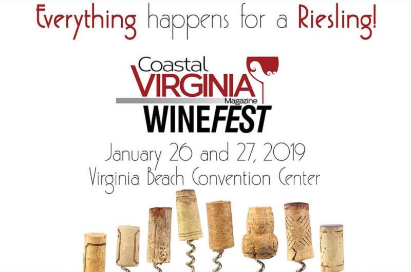 Coastal Virginia Wine Fest