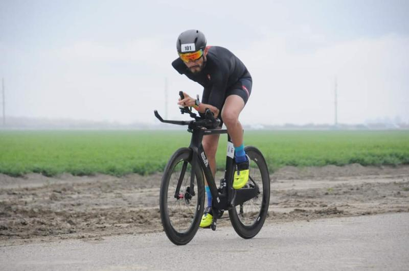 Omar Biking