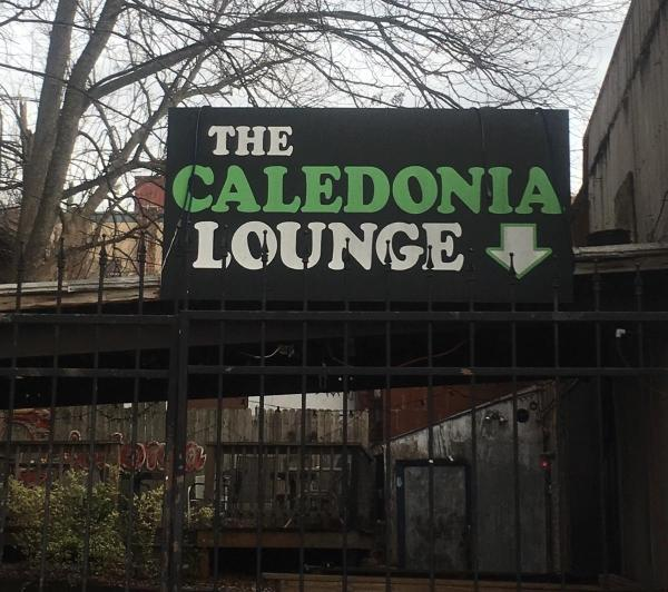 The Caledonia Lounge