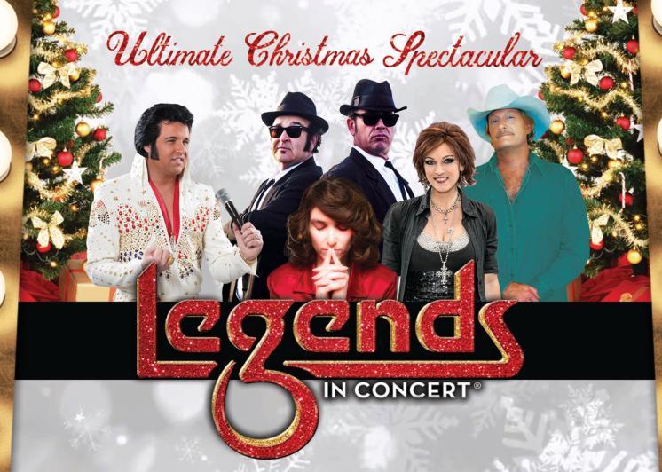Legends In Concert Ultimate Christmas Spectacular
