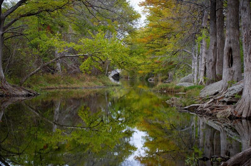 McKinney Falls State Park. Courtesy of Texas Parks & Wildlife.