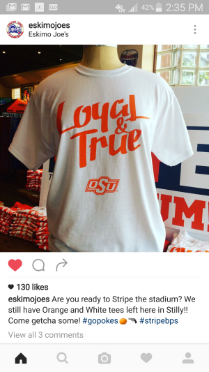 Loyal and True Tee