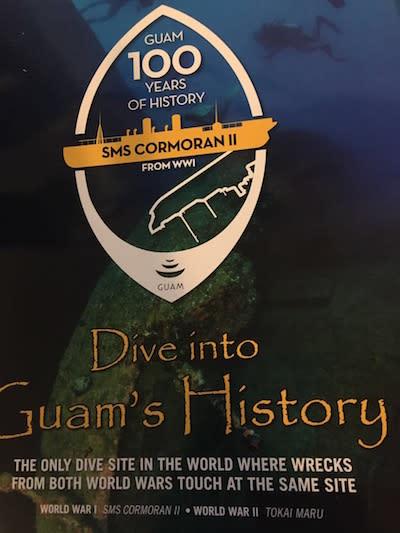 SMS Cormoran Event poster