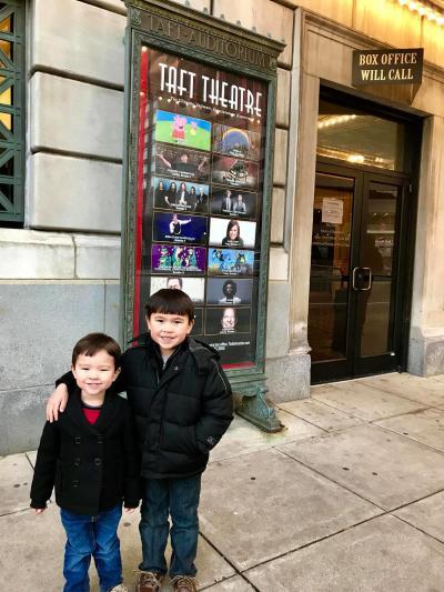 Children's Theatre Taft