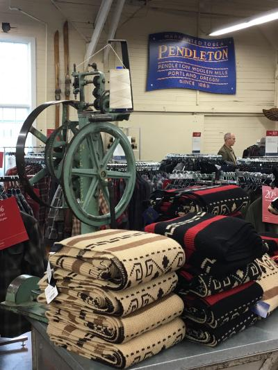 Pendleton Mill Store