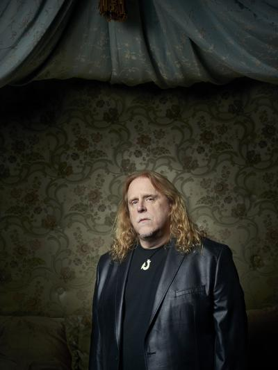 Rock guitarist Warren Haynes is from Asheville, NC