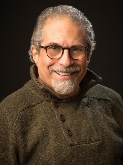 Portrait of Bruce Garfield, Executive Director of the Columbus Music Commission