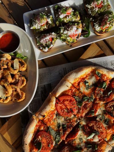 Urban's Pint House Food