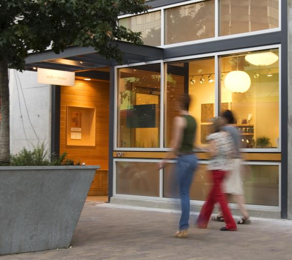 Milk and Honey Spa in 2nd Street District