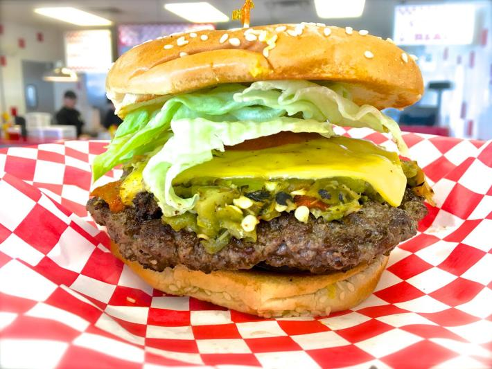 Laguna Burger