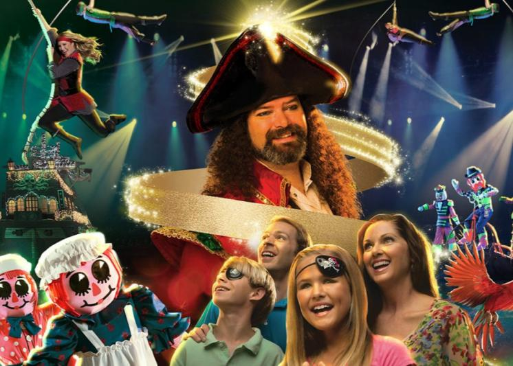 Pirates Voyage A Christmas To Remember