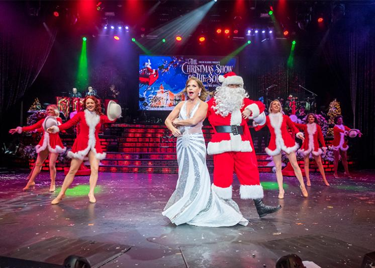 The Christmas Show of the South at The Carolina Opry