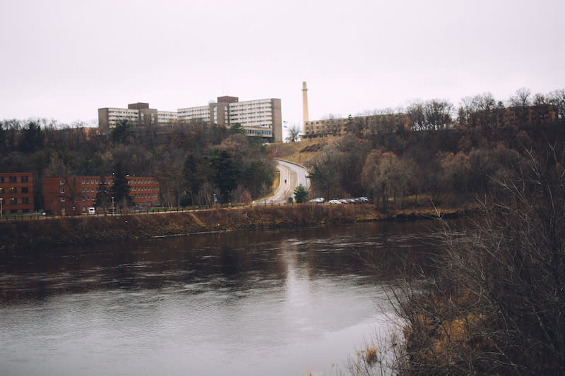 Favorite Place to #CaptureEC - Eau Claire River - Photo by: Kelsey Smith