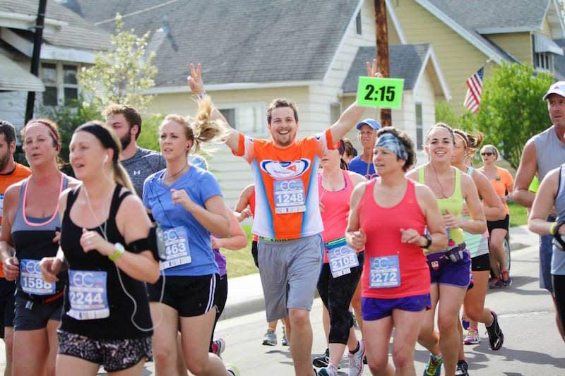 Eau Claire Marathon 2015