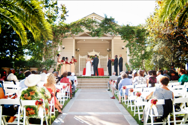 Preservation Park Wedding