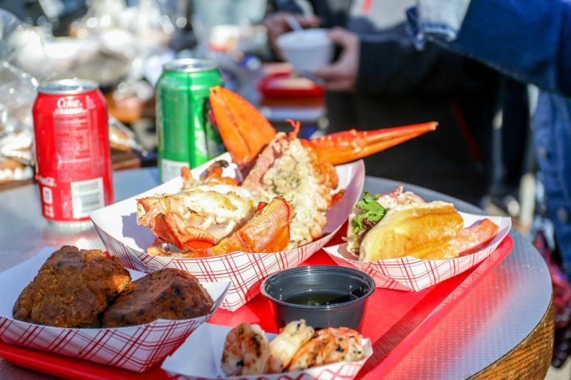 Seafood Festival Newport RI