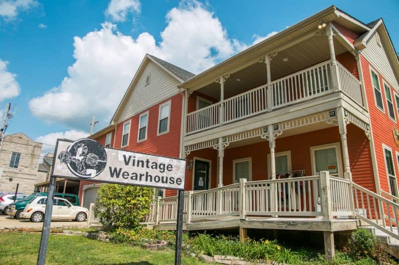 vintage wearhouse