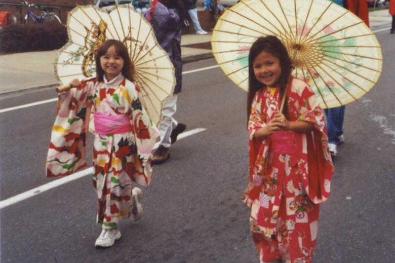 Celebrating Lane County's Asian Culture by Natalie Inouye
