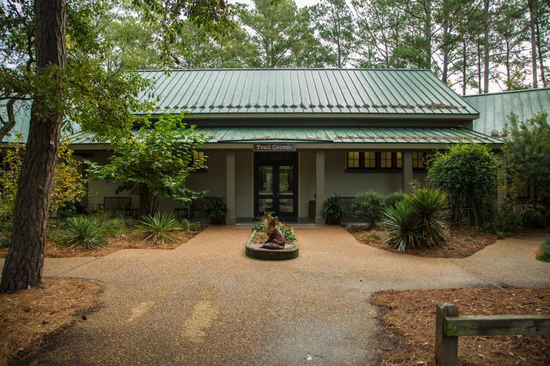 Virginia Beach's First Landing State Park Trail Center