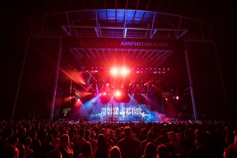 Austin360 Amphitheater at COTA in austin texas