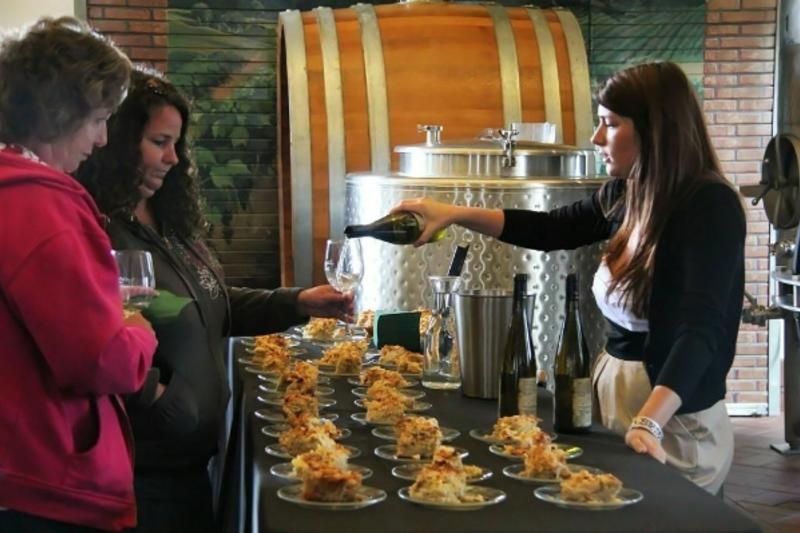 Wine Pairings by Traci Williamson