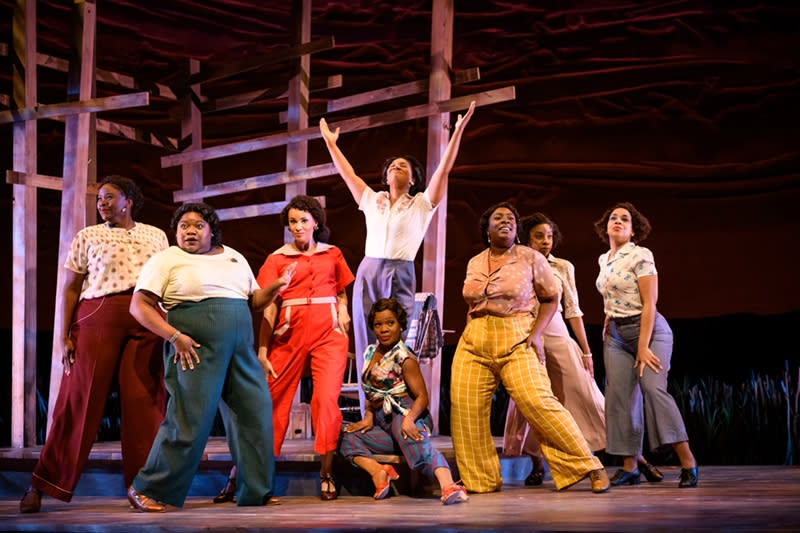 The Color Purple at John Hirsch Mainstage