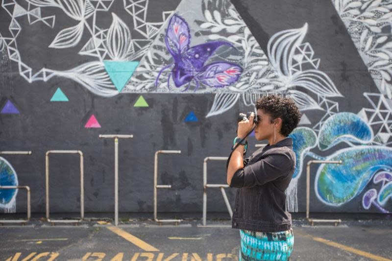 ViBe District Mural